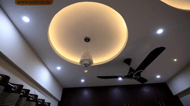 Latest Ceiling Ideas For Home With Fan (10)