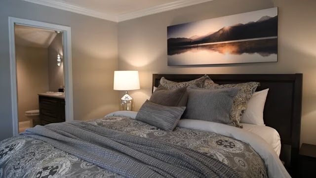 How can I decorate my bedroom?
