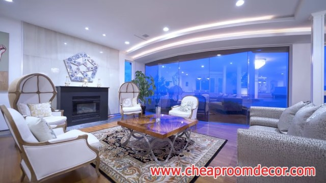 Top 10 colorful modern style living room design ideas (1)