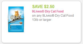 Nine Lives Cat