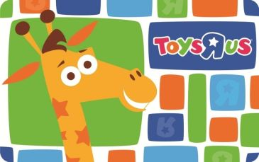 Toy r Us Gift Card