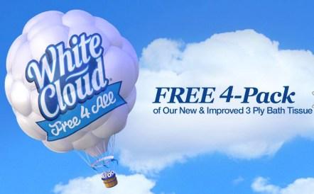 White Cloud Free 4 pack
