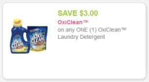 OxiClean Three