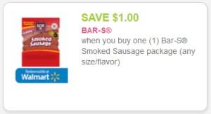 Bar-s Smokey Sausage