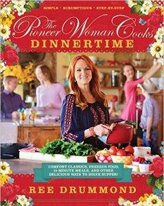 Pioneer woman dinner