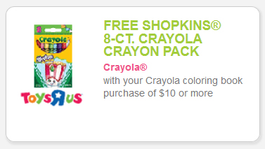 Crayola Shopkins