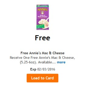 Annie's Mac & Cheese