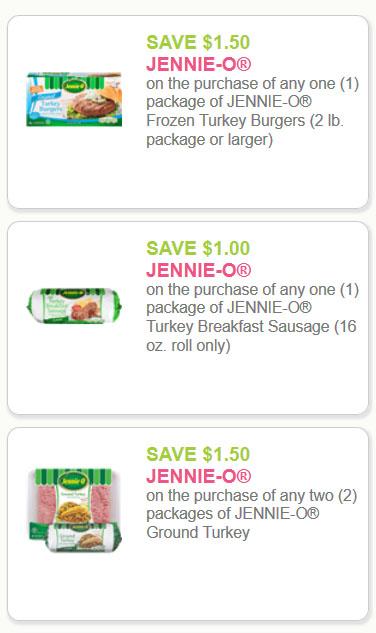 Jennie-O meats