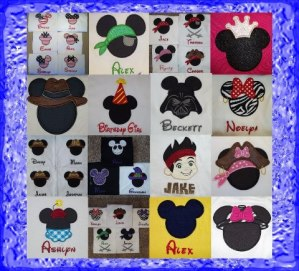 why buy a Disney t-shirt, where to buy hand-made t-shirts, make your own pirate shirt, buy shirts from etsy