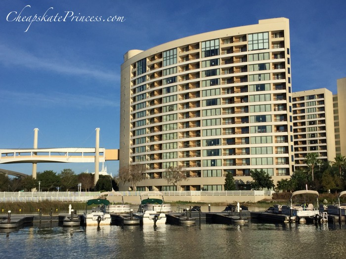 price to stay at Bay Lake Tower Disney World