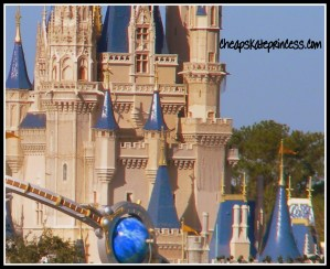 most photographed building, most photographed castle, take pictures at Disney