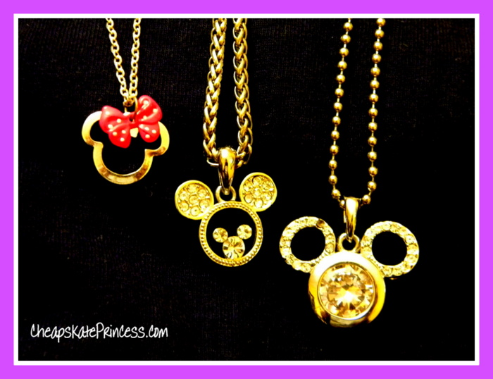Disney-necklace