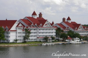 Grand Floridian Resort and Spa photo, photo of the Grand Floridian spa, Disney Deluxe Resort photo, Disney hotel photo