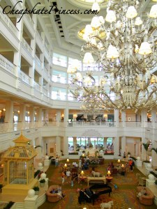 Grand Floridian Resort lobby, Grand Floridian grand piano, Disney's Grand Floridian