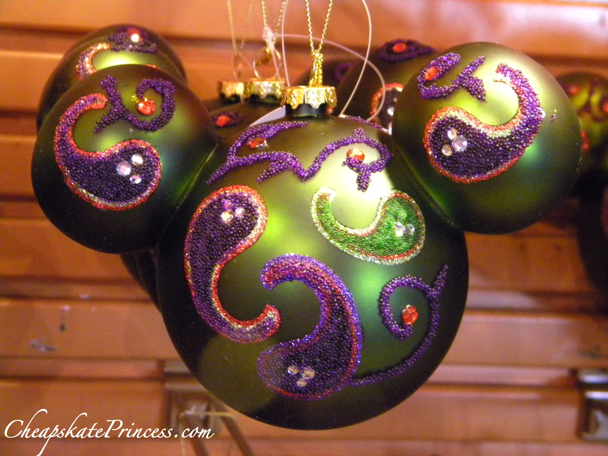 Christmas At Disney World Would You Spend Up To 30 For A Christmas Ornament Disney S Cheapskate Princess