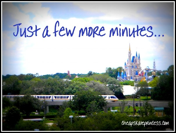 waiting to get to Disney, ride Monorail to Disney, monorail, ride a monorail,