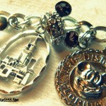 Disney World Vacation Souvenirs: Sterling Silver Charms