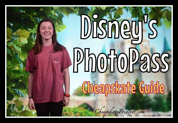 Disney's PhotoPass prices and instructions