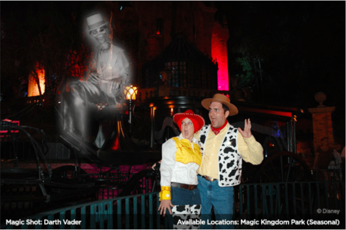 PhotoPass photos from Walt Disney World