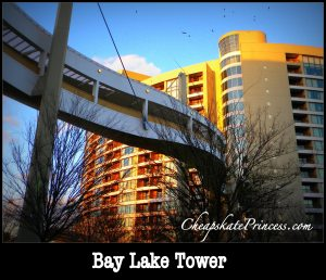 Resort Hopping at Bay Lake Tower, why resort hop at Disney World, visit Bay Lake Tower