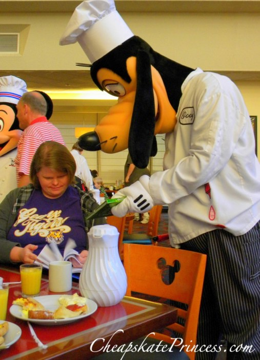 Chef Goofy photo, Chef Mickey photo,