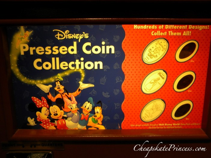 how to collect Disney pennies, where to find Disney pennies