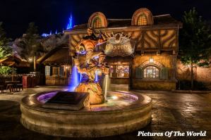 beautiful Disney photography, pictures of Walt Disney World, pictures of new Fantasytland at Disney World