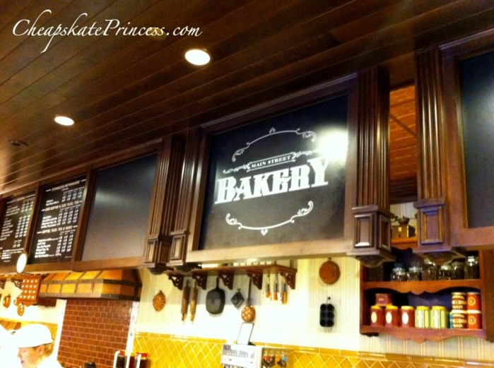 new Main Street Bakery