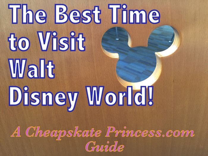 plan a Disney World vacation