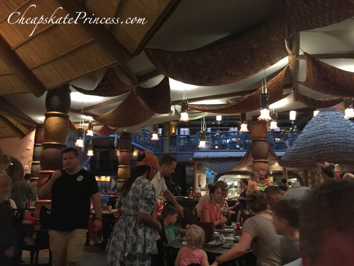 Boma restaurant Disney World