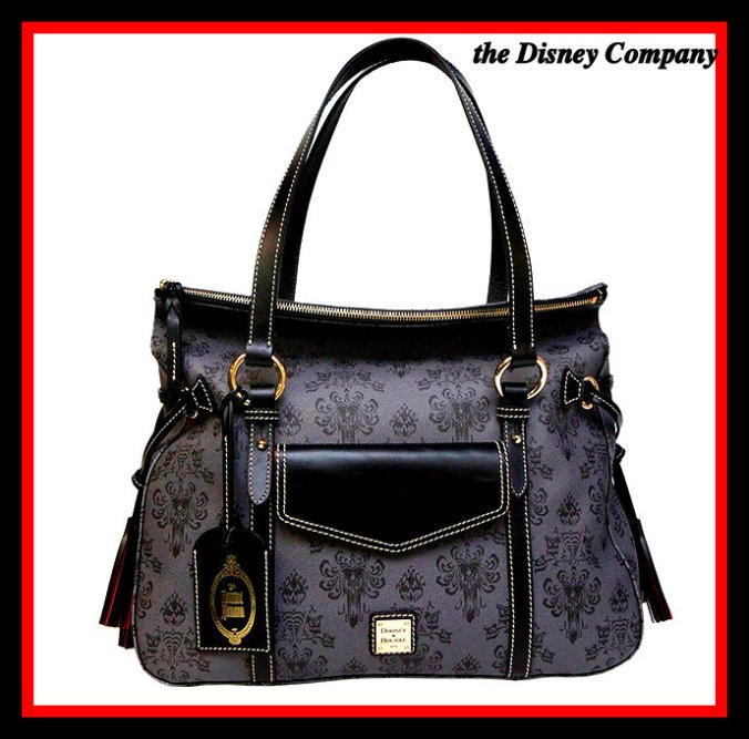 Dooney & Bourke Haunted Mansion handbag