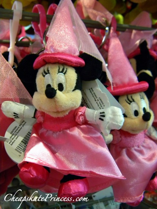 Disney souvenirs for kids, Minnie Mouse dolls