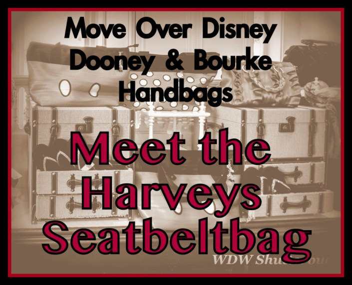 Disney Seatbeltbags
