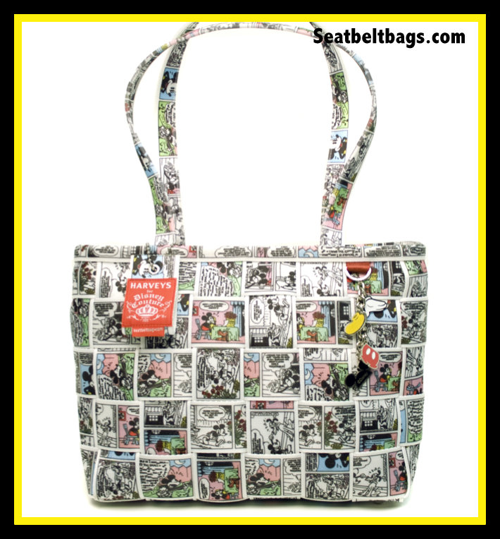 Harveys Disney Comic strip handbag