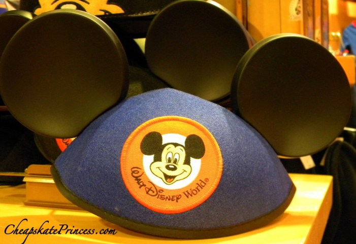 Micky Mouse Ears Hat