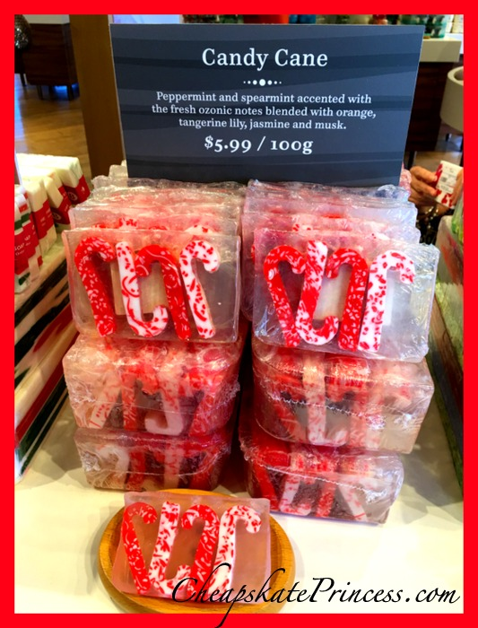 candy-cane-soap-at-disney-springs-basin-store