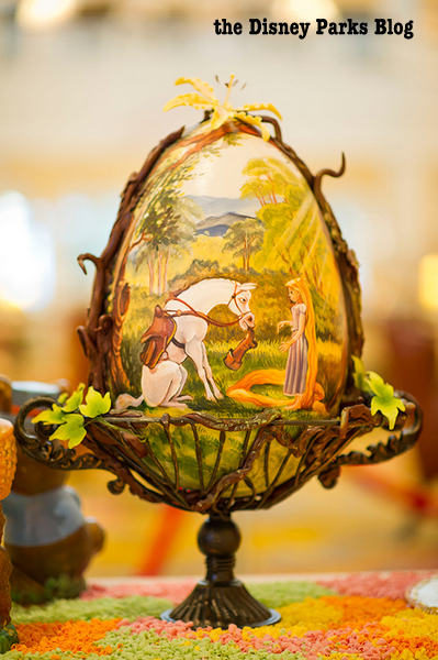 Easter Eggs at the Grand Floridian Resort
