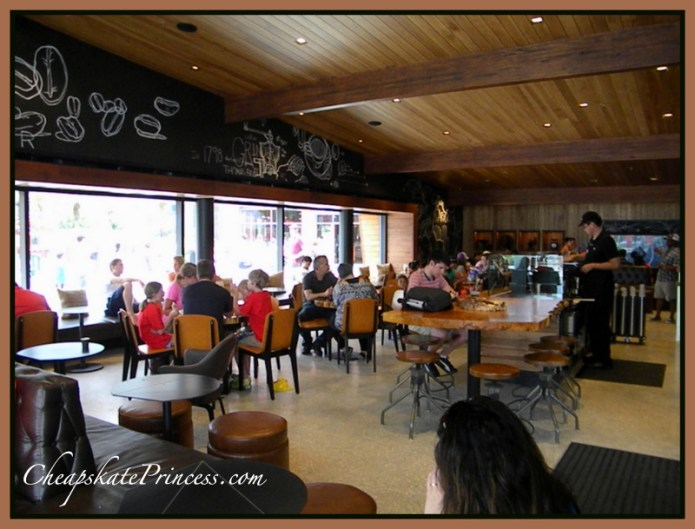 Starbucks Orlando specialty coffee bar