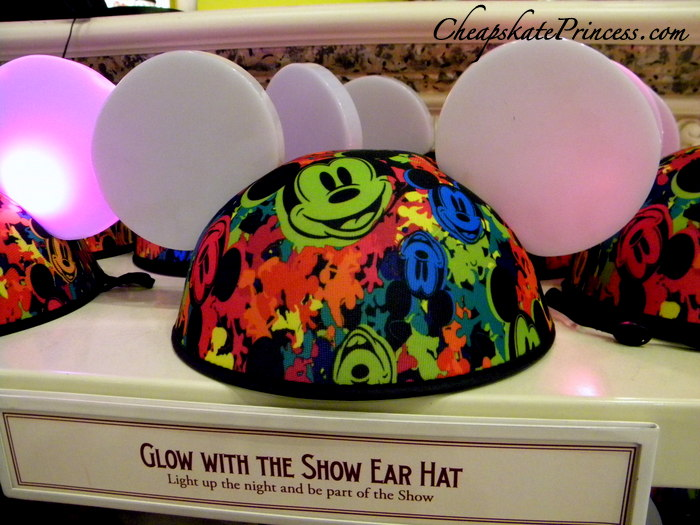 Disney World Mickey hats