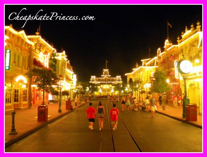 plan a Disney vacation for children