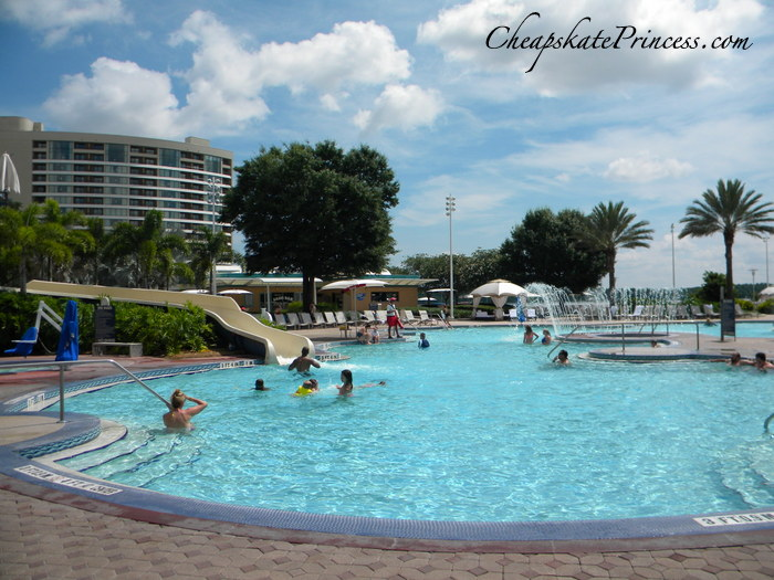 price for Disney World pool cabanas