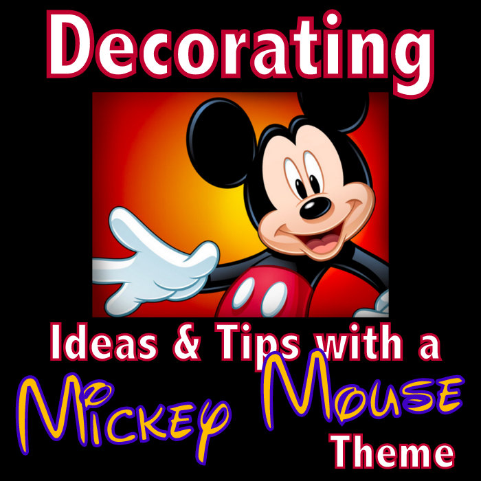 Decorate like a Disney hotel room