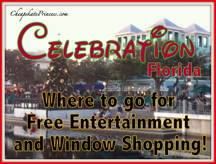 where is Celebration. Florida