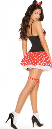Minnie Mouse Halloween costume ideas Disney World party