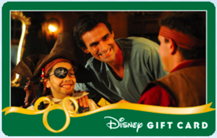 why get kids Disney Gift Cards