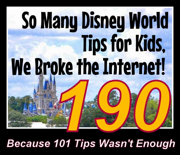 Best Disney vacation planning tips for Kids