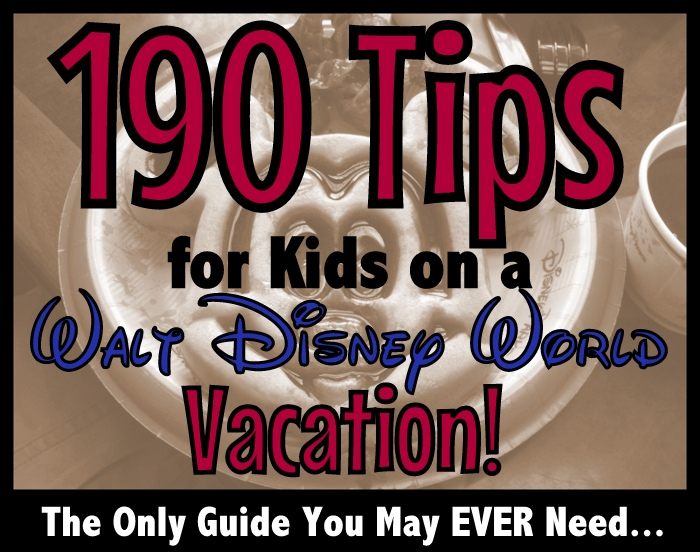 tips and tricks for planning a Disney vacation