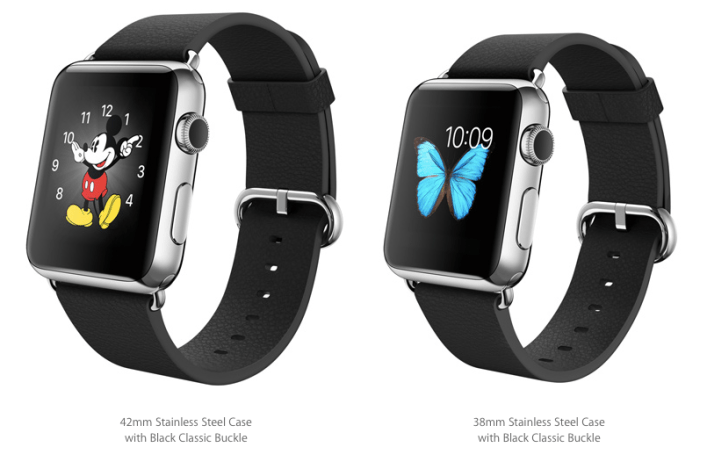 Apple Disney iwatch smart watch