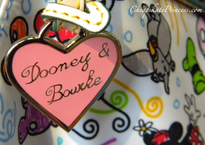 Dooney Bourke summer handbag