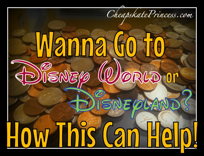 Make a Disney World change jar
